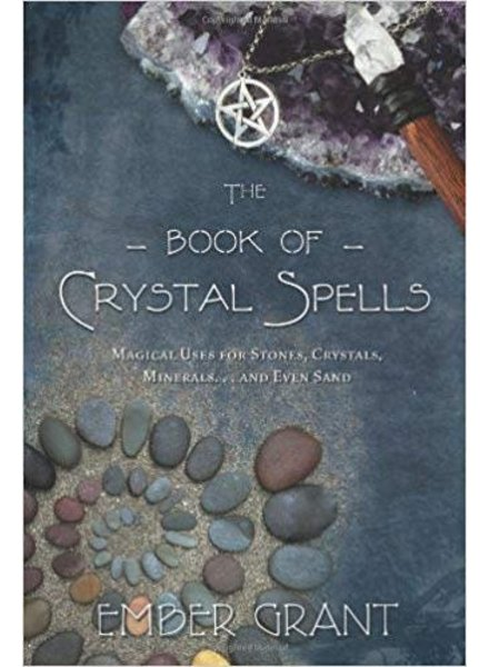 Vintage The Book Of Crystal Spells