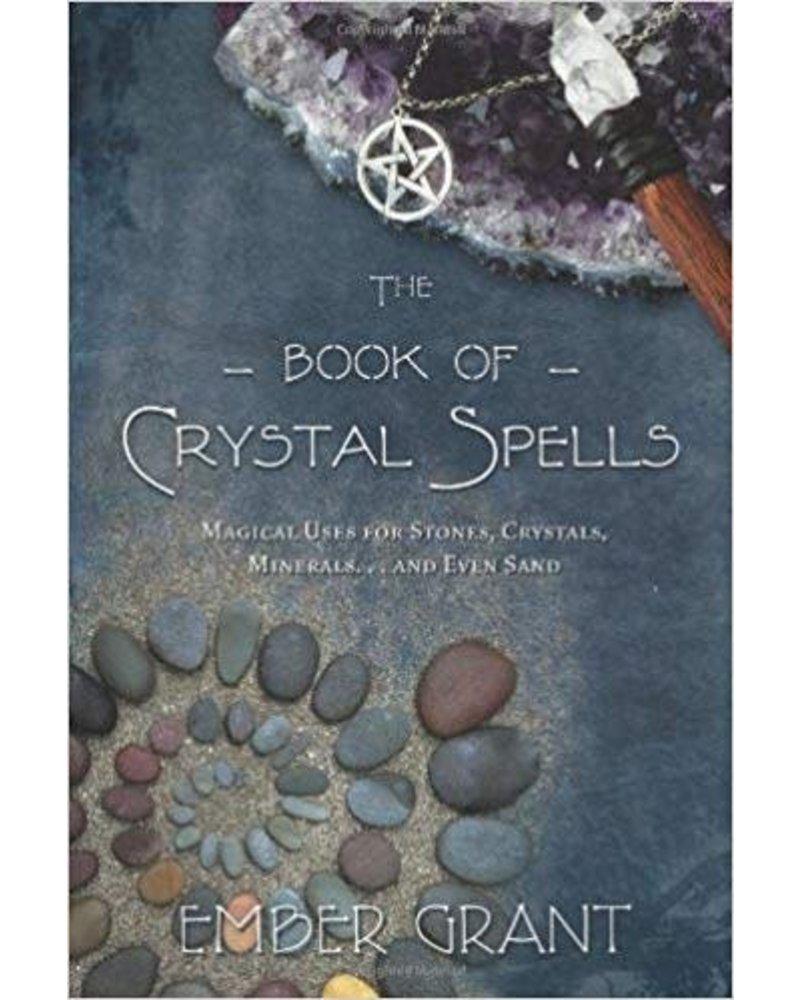 Vintage The Book Of Crystal Spells