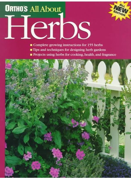 Vintage All About Herbs