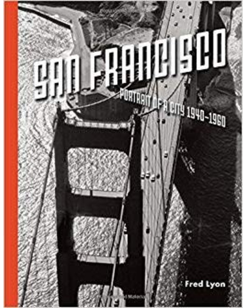 Vintage San Francisco Book