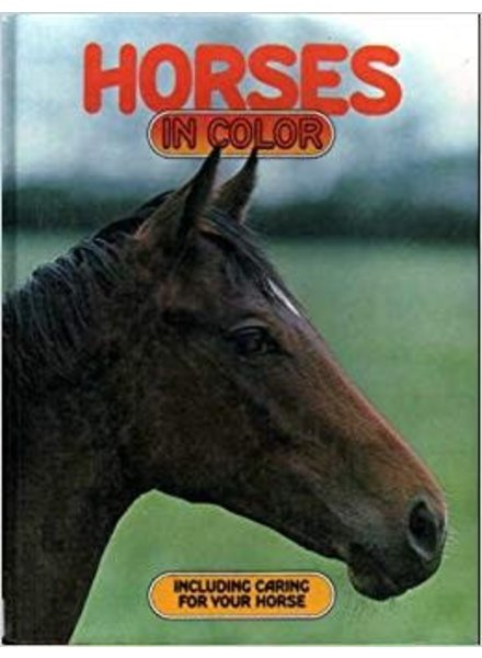 Vintage Horses in Color