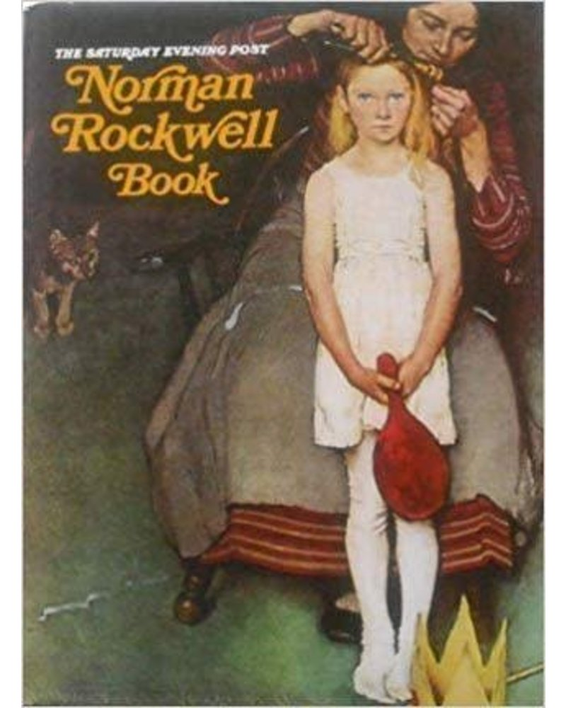 Norman Rockwell Vintage Book