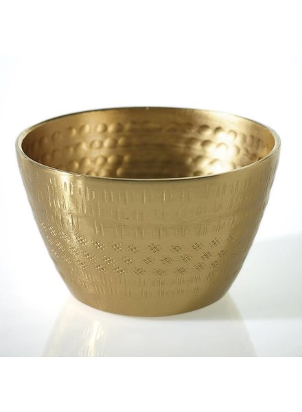 Accent Decor Jema Bowl Gold