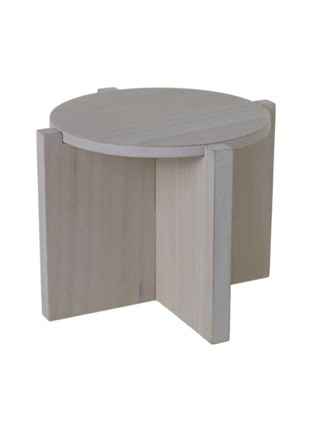 Accent Decor Three Piece Rise Planter Table- Small