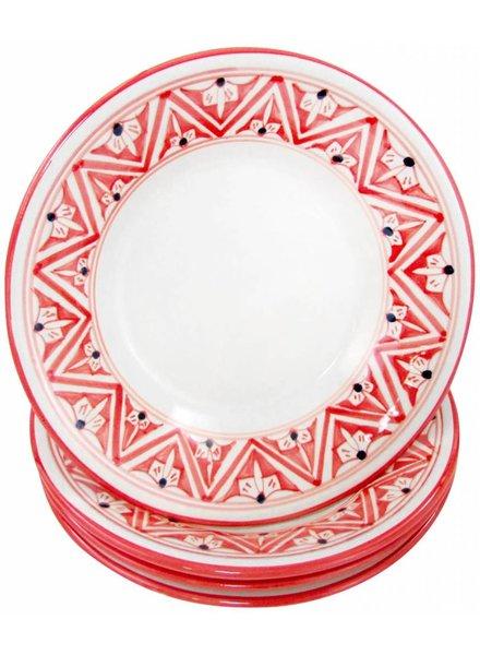 Le Souk Ceramique & Le Souk Olivique Stoneware Dinner Plate- Nejma Design