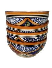 Le Souk Ceramique & Le Souk Olivique Stoneware Soup/Cereal Bowl- Marasca Design
