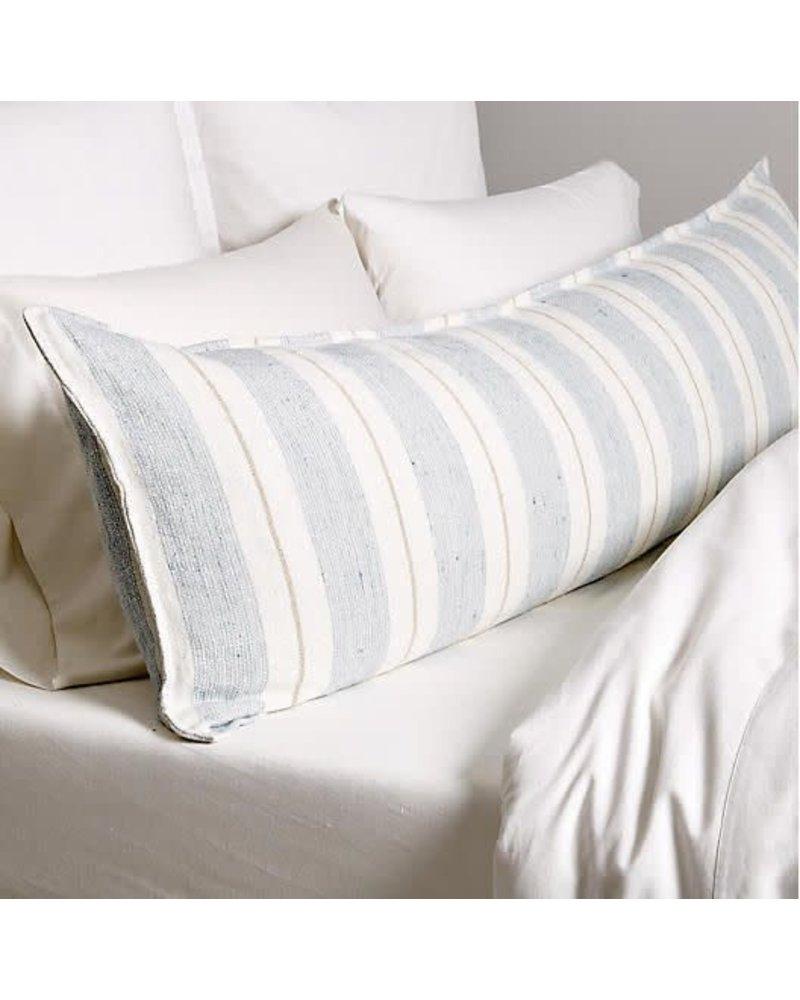 Pom Pom at Home Laguna Body Pillow- Laguna Grey