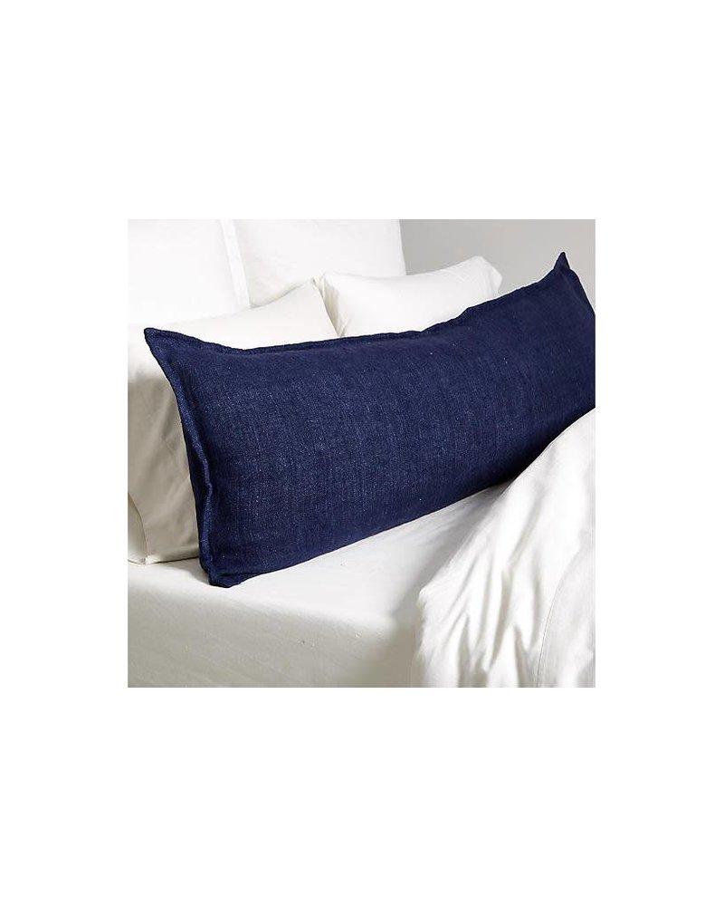 Pom Pom at Home Body Pillow- Indigo