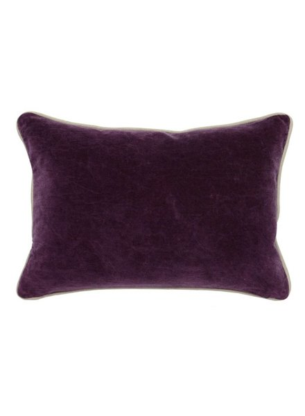 Classic Home Velvet Heirloom Pillow