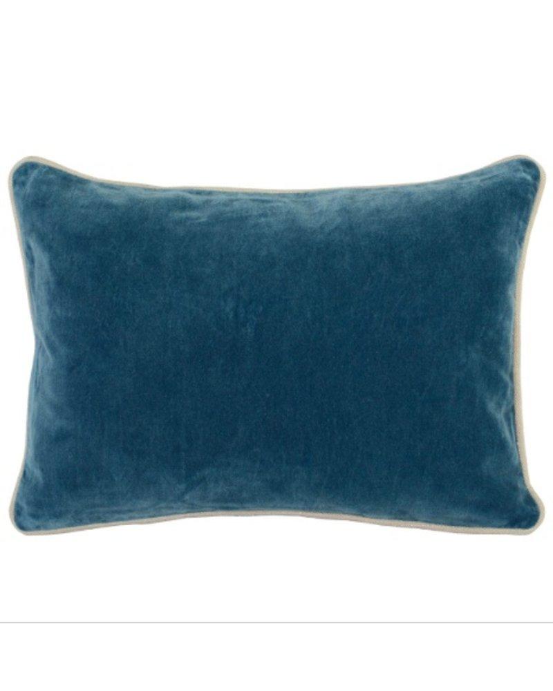 Classic Home Velvet Heirloom Pillow