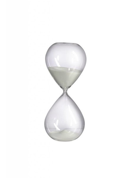 BIDKhome 90min Hourglass- White