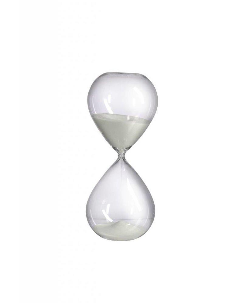 90min Hourglass- White