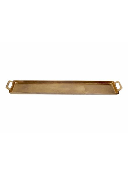 BIDKhome Aluminum Tray with Handles