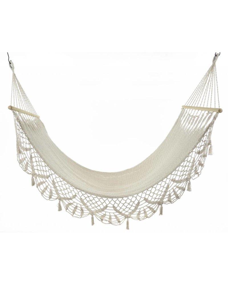 Indaba Woven Cotton Hammock