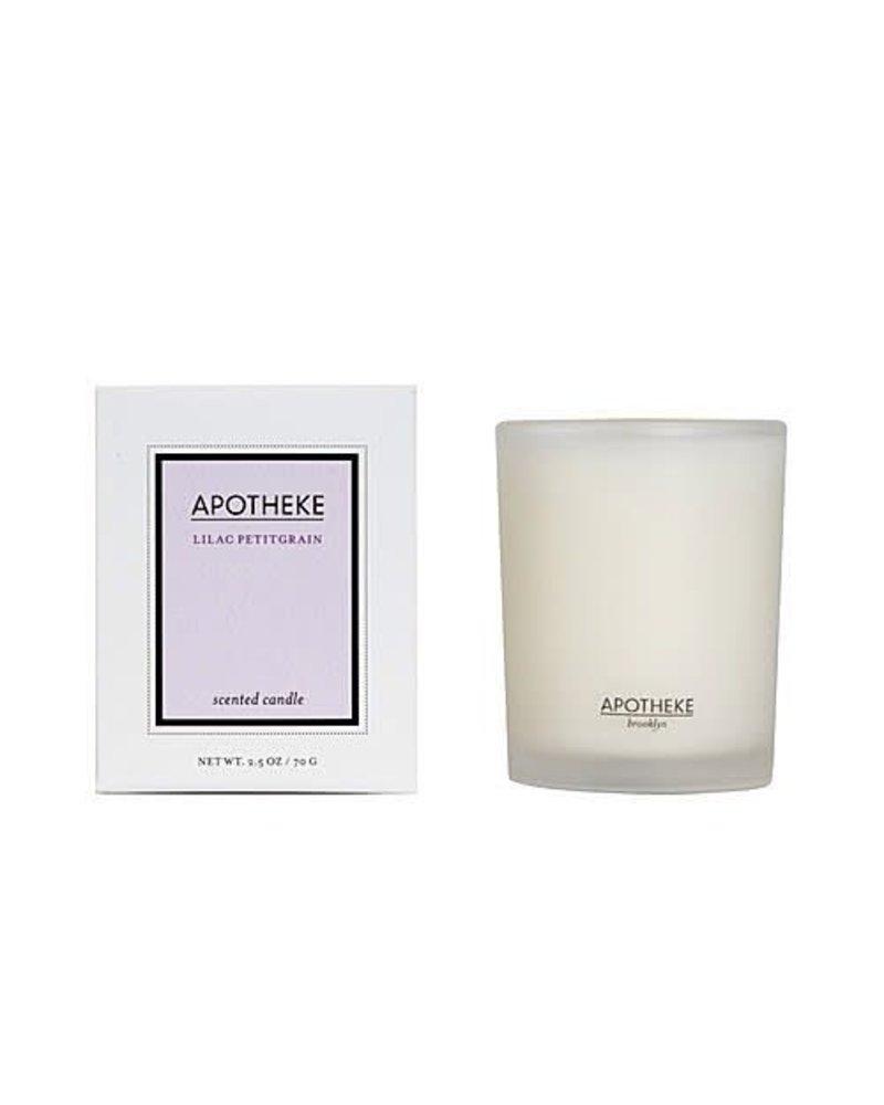 Apotheke Apotheke Candle- Lilac Petitgrain