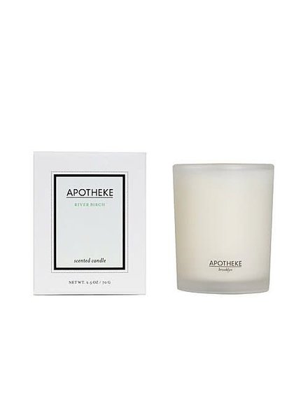 Apotheke Apotheke Candle- River Birch
