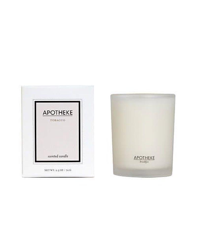 Apotheke Apotheke Candle- Tobacco