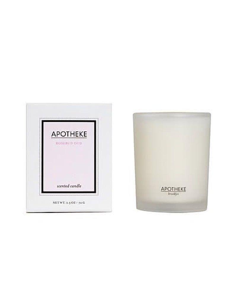 Apotheke Apotheke Candle- Rosebud Oud