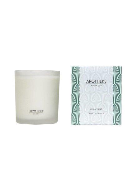 Apotheke Apotheke Candle- White Pine