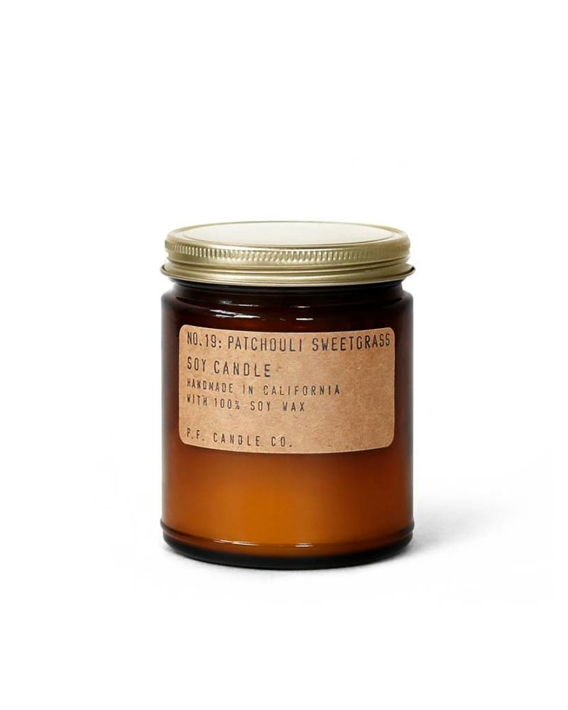 P.F. Candle Co. P.F. Candle Co. Candle- Patchouli Sweetgrass