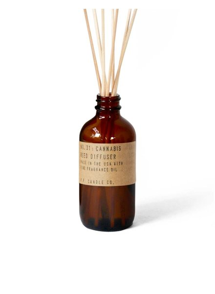P.F. Candle Co. | No. 31 Cannabis Diffuser