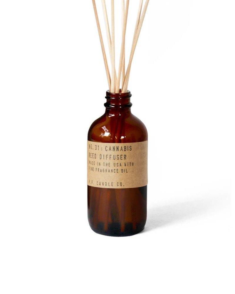 P.F. Candle Co. No. 31 Cannabis Diffuser