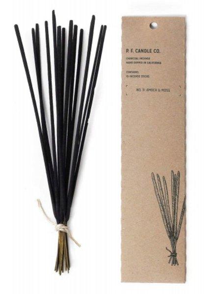 | No. 11 Amber & Moss Incense