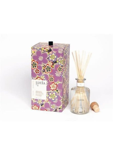 Lucia Lucia Diffuser- Wild Ginger & Fresh Fig