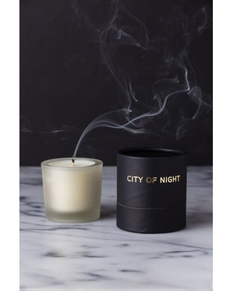 Tatine Dark, Wild & Deep Candle- City of Night