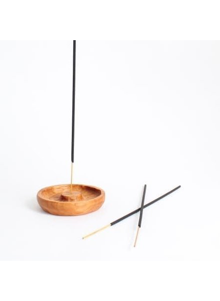 Mingled Goods Incense Holders- Round