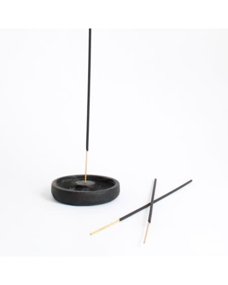Mingled Goods Incense Holders- Round
