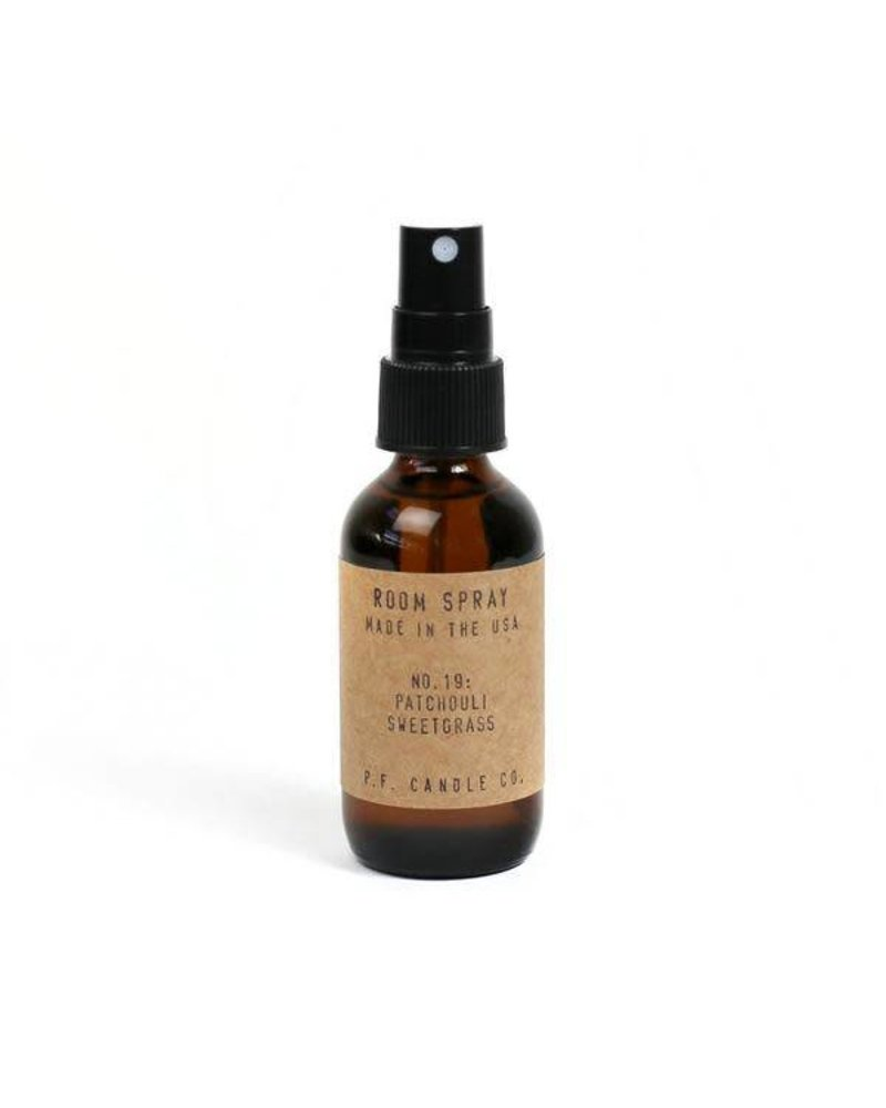 P.F. Candle Co. Room Spray- Patchouli Sweetgrass