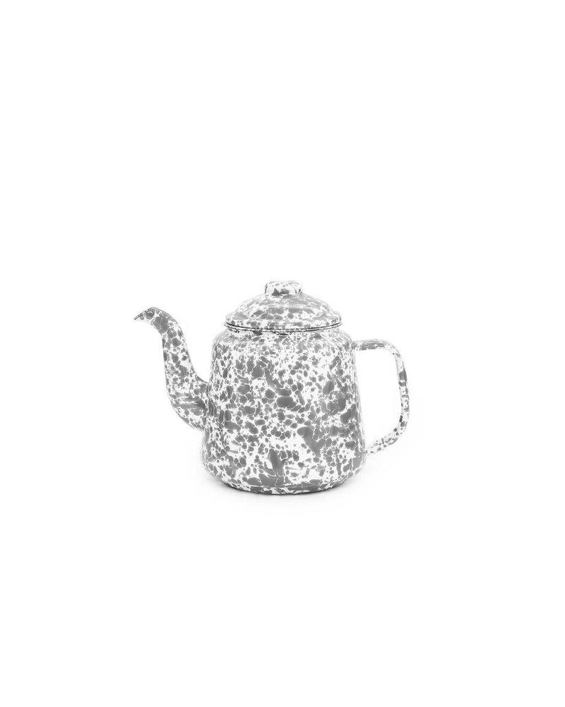 Crow Canyon Home Tea Kettle- Grey Marble