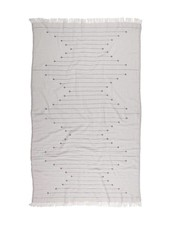 Via Seven One Towel 7 Ways- Connecting Dots