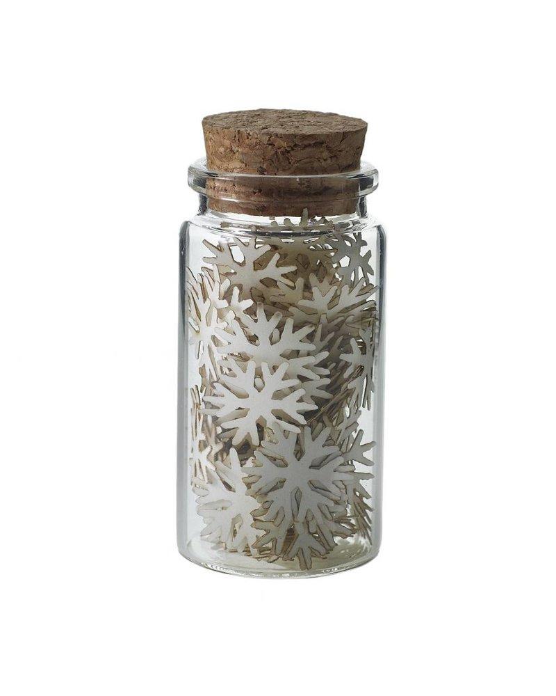 Accent Decor Snowflake Confetti