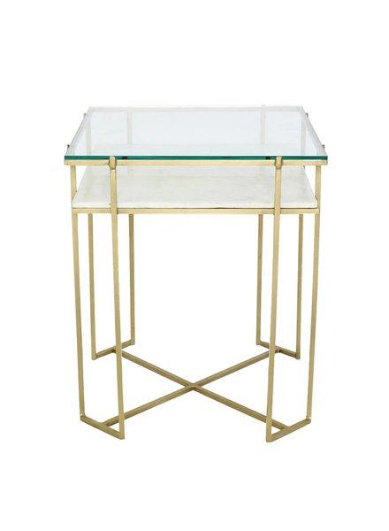 Blue Ocean Traders Shine Display Side Table