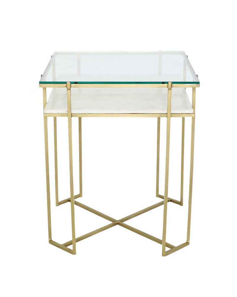 Blue Ocean Traders Shine Display Side Table