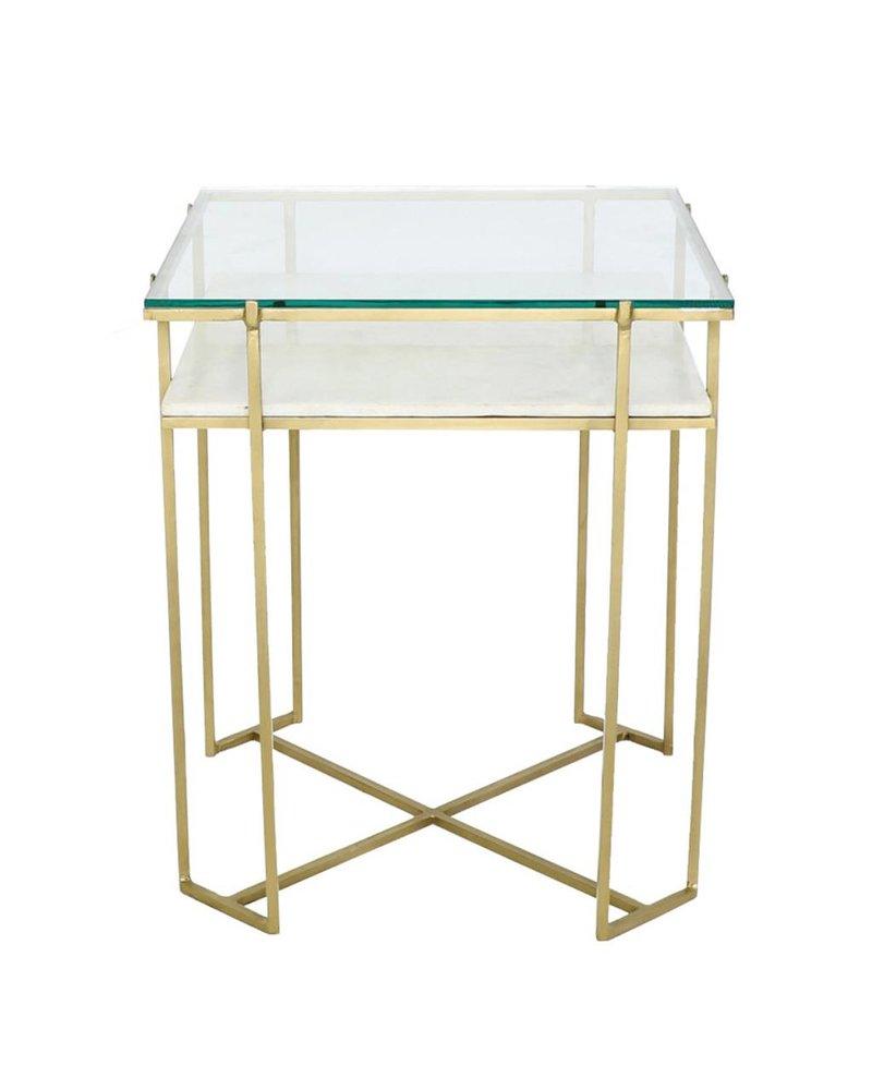 Shine Display Side Table