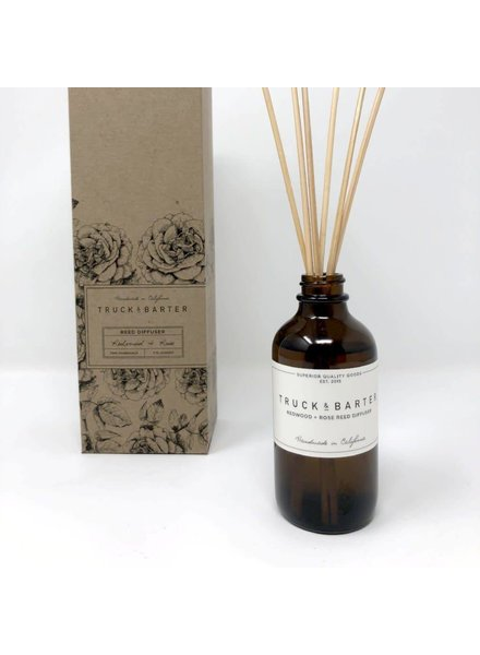 Truck & Barter | Redwood & Rose Diffuser