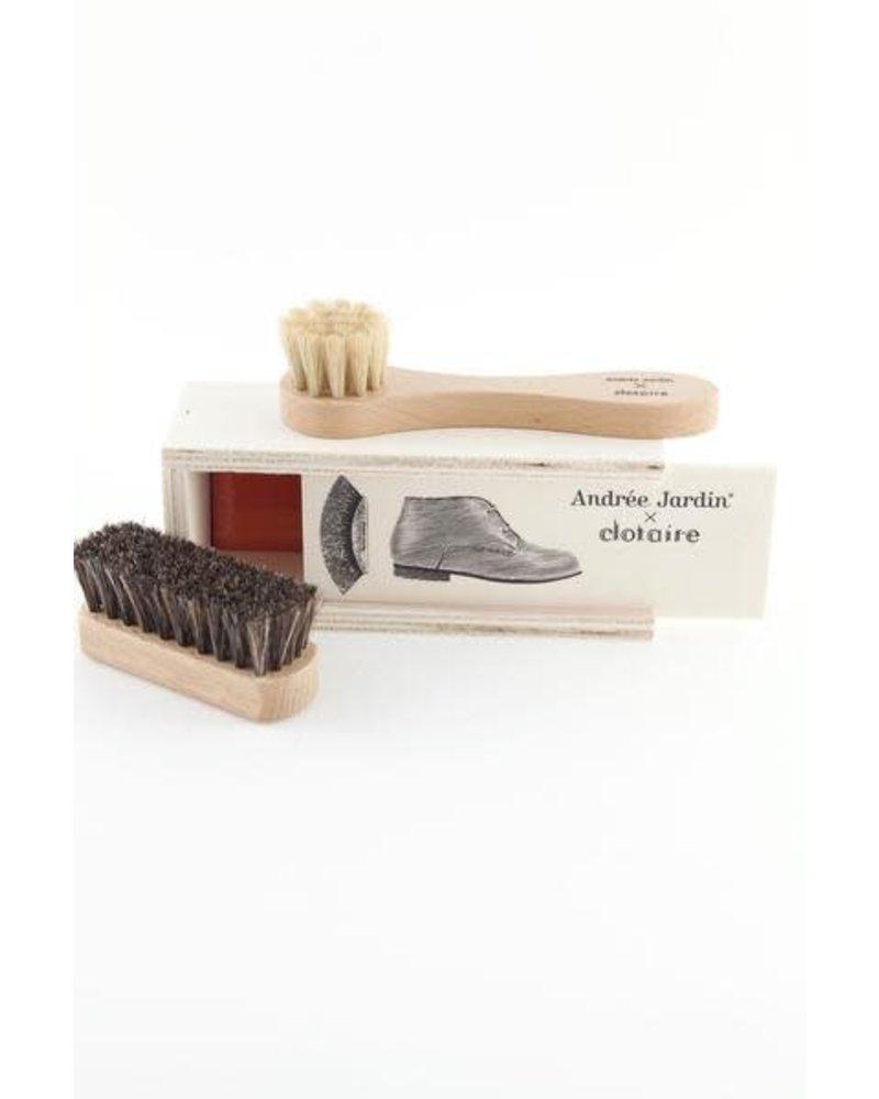 Andree Jardin Shoe Care Kit- Mini