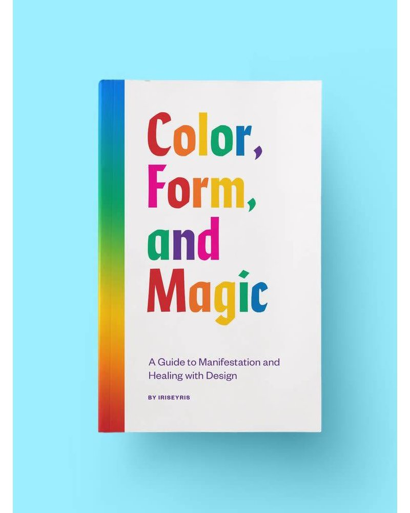 IrisEyris Color Form and Magic Guide Book
