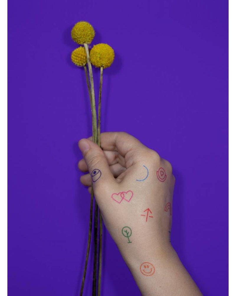 IrisEyris Spell Tattoos