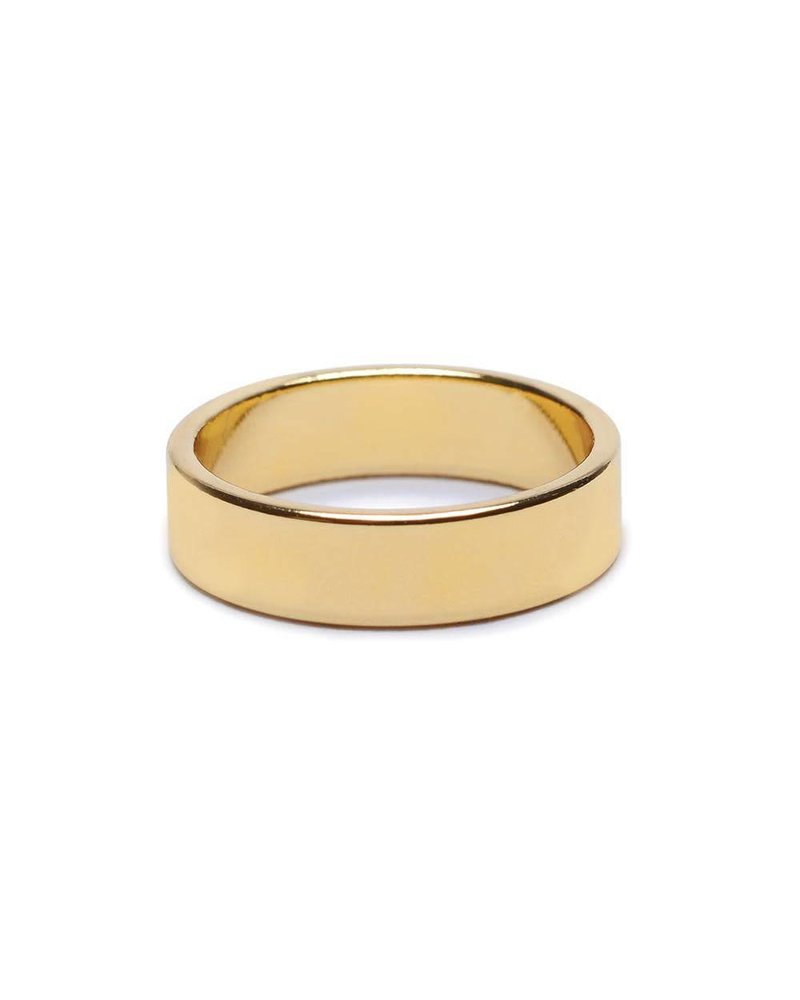 Bing Bang Bing Bang 5mm Flat Band, sz 8