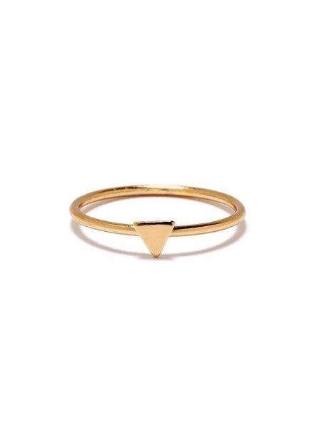| Tiny Triangle Ring | Sz. 6