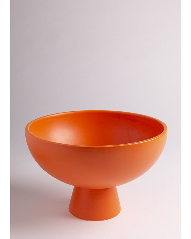 Large Raawii Bowl | Vibrant Orange