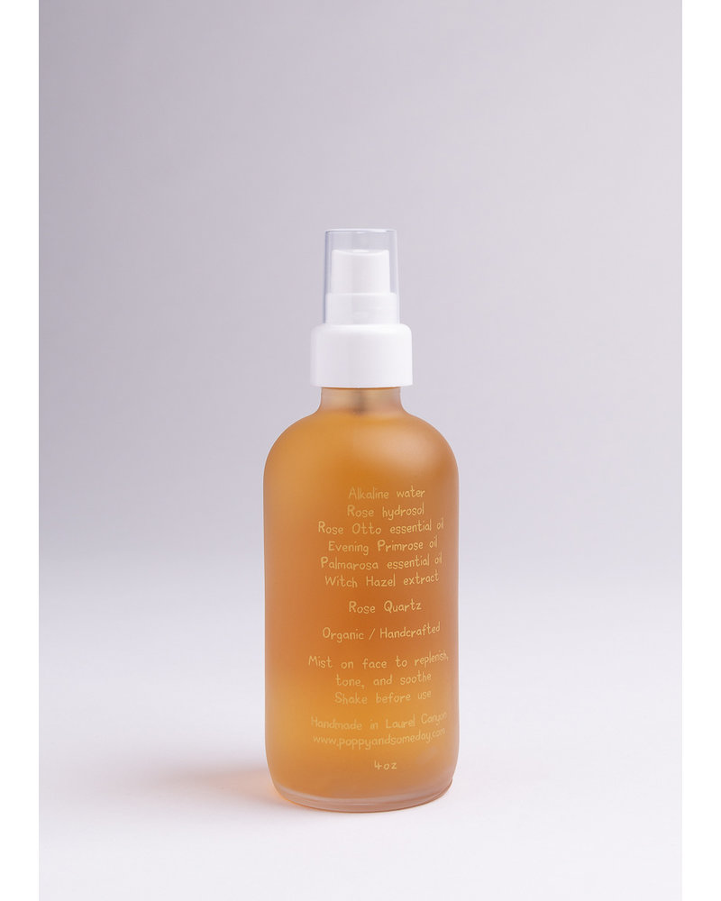 Poppy and Someday Gypsy Rose Toner | 4oz