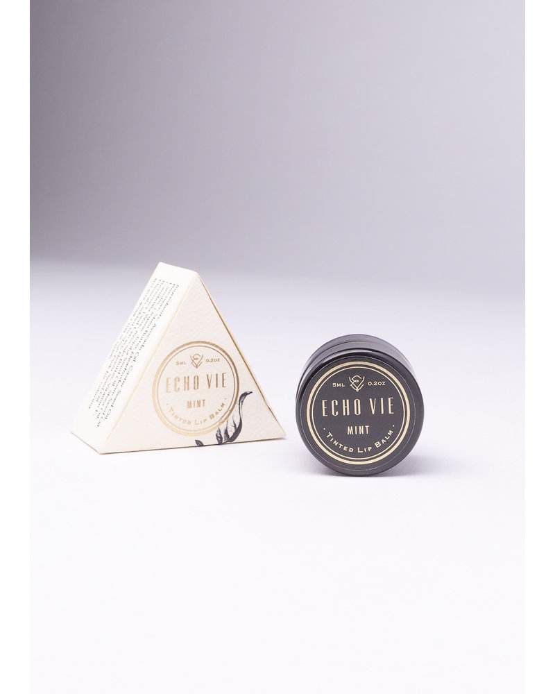 Echo Vie Mint | Tinted Lip Balm