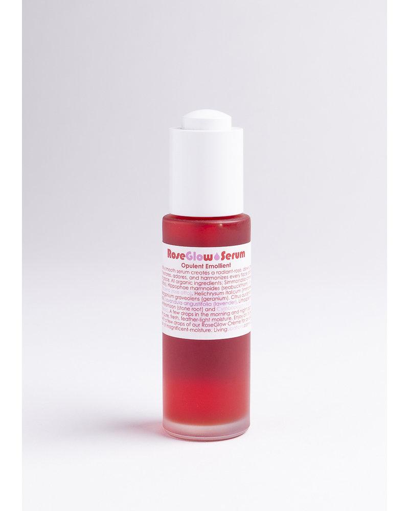 Living Libations Rose Glow Serum | 30ml