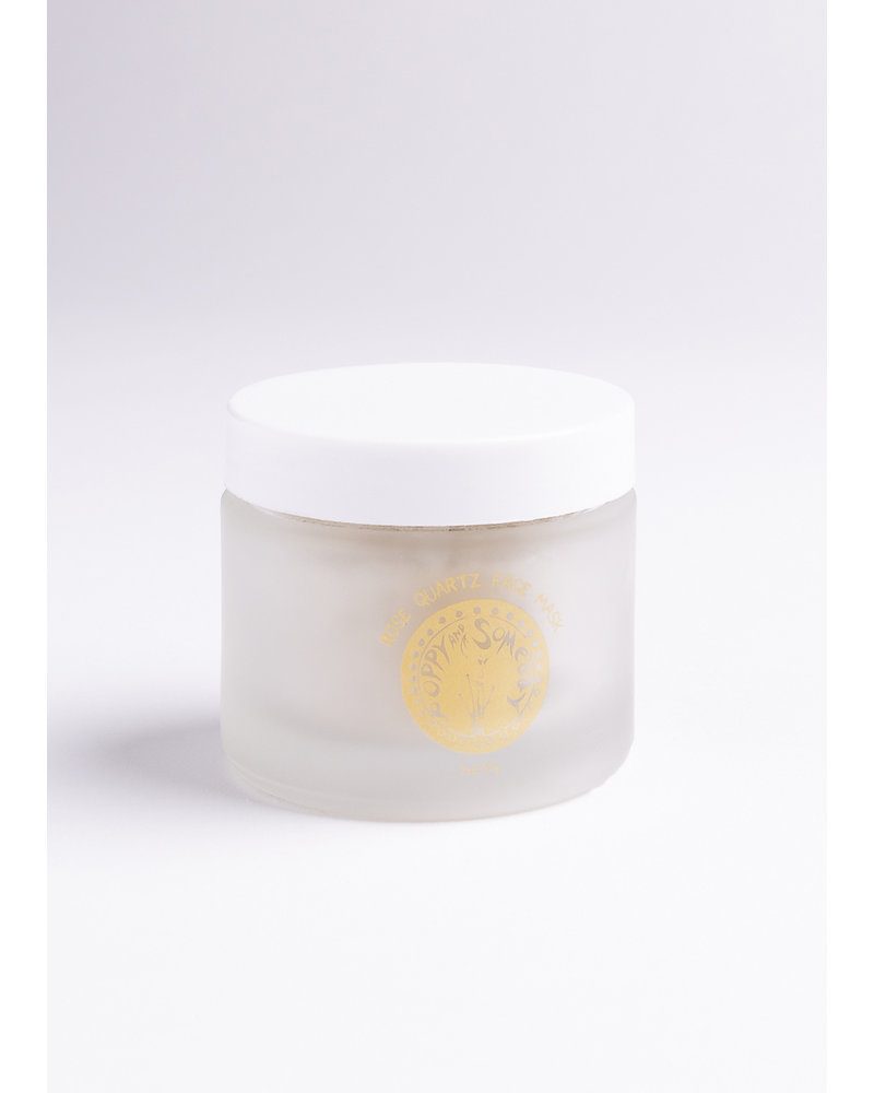 Rose Quartz Face Mask | 2oz