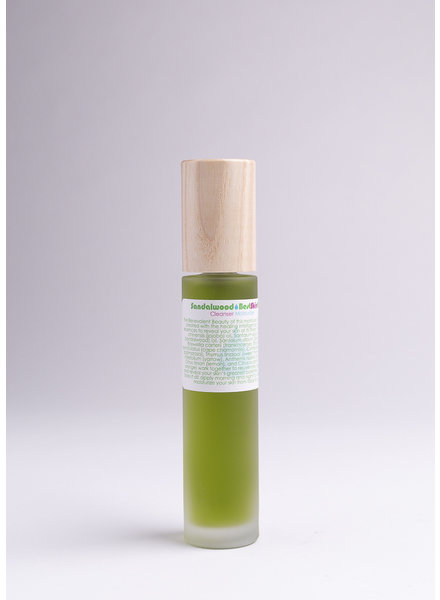 Living Libations | Sandalwood | BSE Cleanser Moisturizer | 50ml